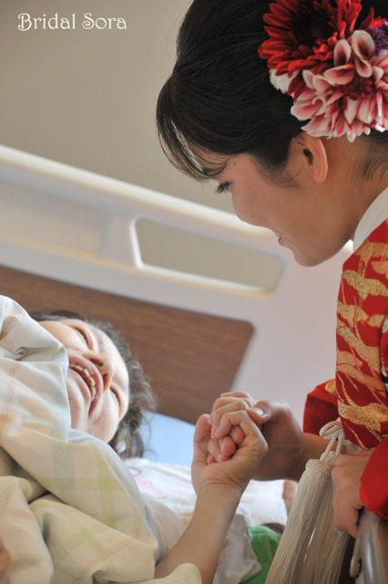 奈良 病院 結婚写真