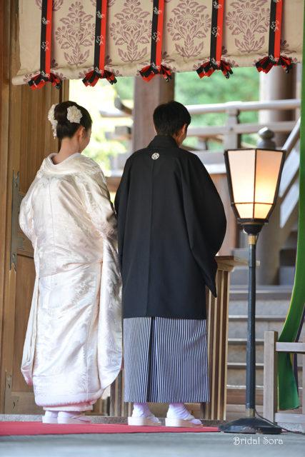 吉野神宮 結婚 写真
